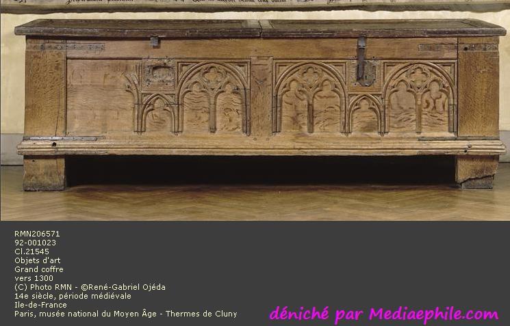 Coffres 14eme XIV-coffre-rmn1