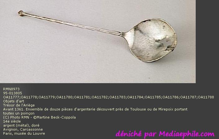 Cuilleres - 14eme XIV-cuillere1